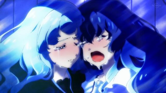 Sakuya & Kaguya crying
