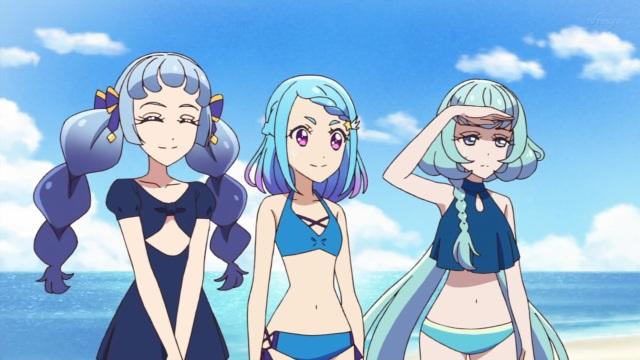 Sakuya, Mio & Alicia
