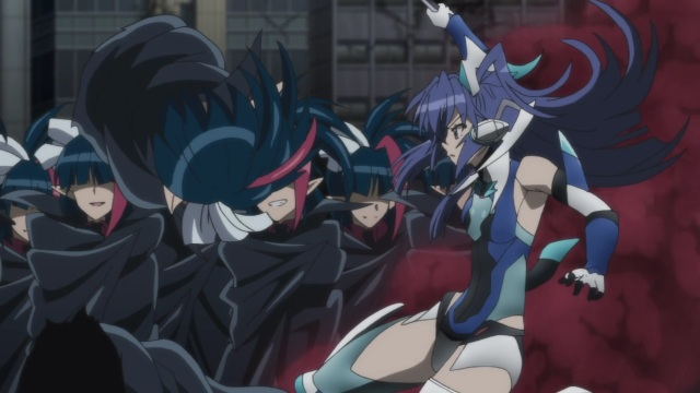Tsubasa fights