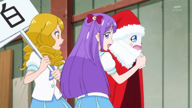 Sakurako, Madoka & Fuwa