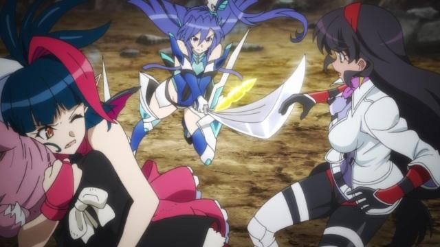 Tsubasa attacks