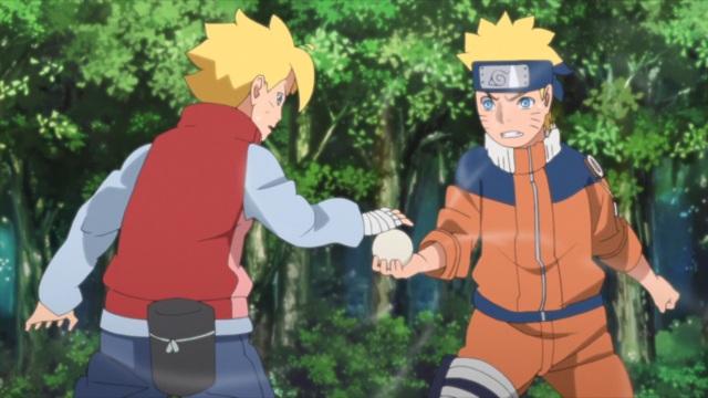 BNNG - Boruto & Naruto