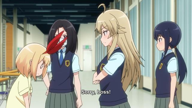 Hikari & Kiritani girls