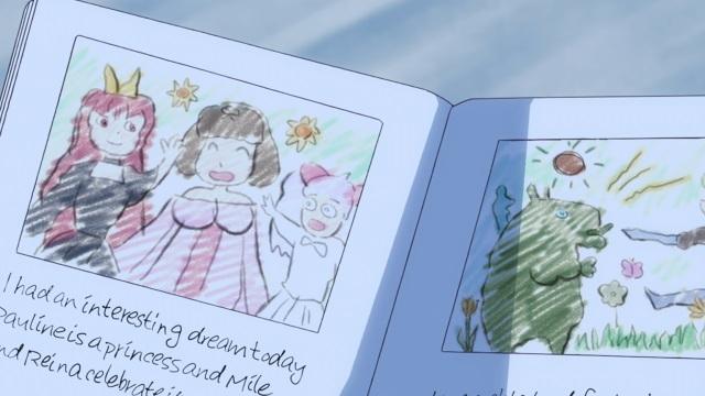 Mavis's Picture Diary