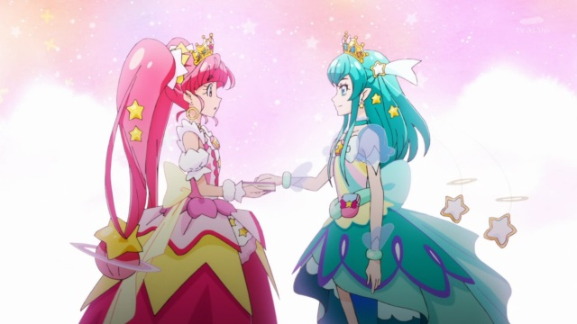 Cure Star & Cure Milky