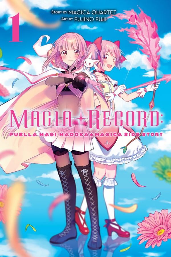 Magia Record Puella Magi Madoka Magica Side Story Volume 1