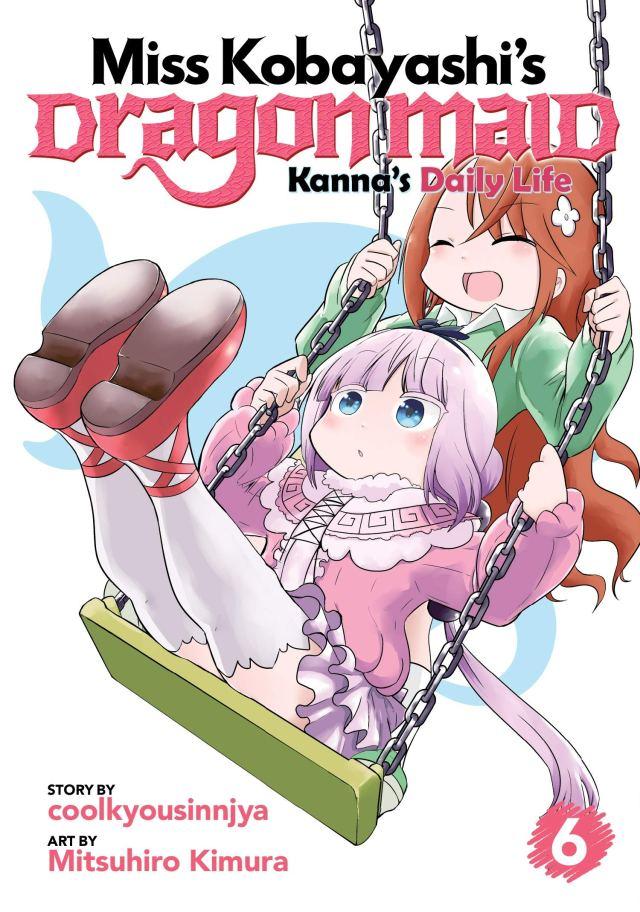 Miss Kobayashi's Dragon Maid Kanna's Daily Life Volume 6