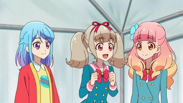 AoP - Mio, Raki & Aine