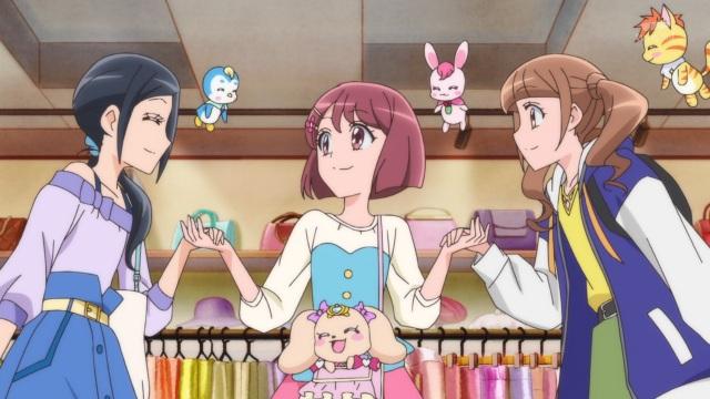 Chiyu, Pegitan, Nodoka, Latte, Rabirin, Hinata & Nyatoran