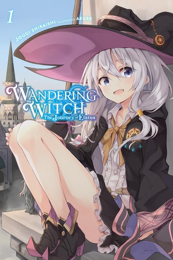 Wandering Witch The Journey of Elaina Volume 1