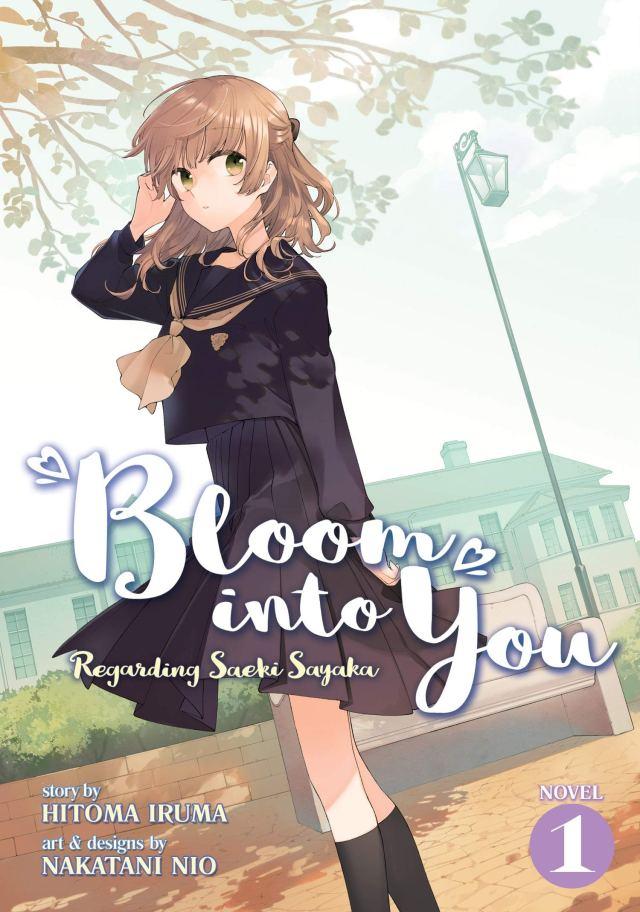 Bloom into You Regarding Saeki Sayaka Volume 1