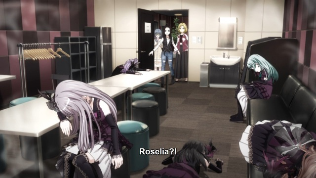 Exhausted Roselia
