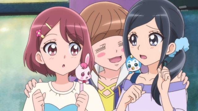 Nodoka, Rabirin, Hinata, Pegitan & Chiyu