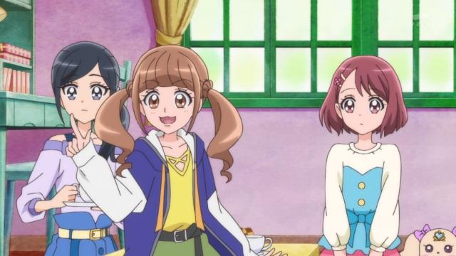 Chiyu, Hinata, Nodoka & Latte