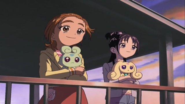 Saki, Mai, Flappy and Choppy