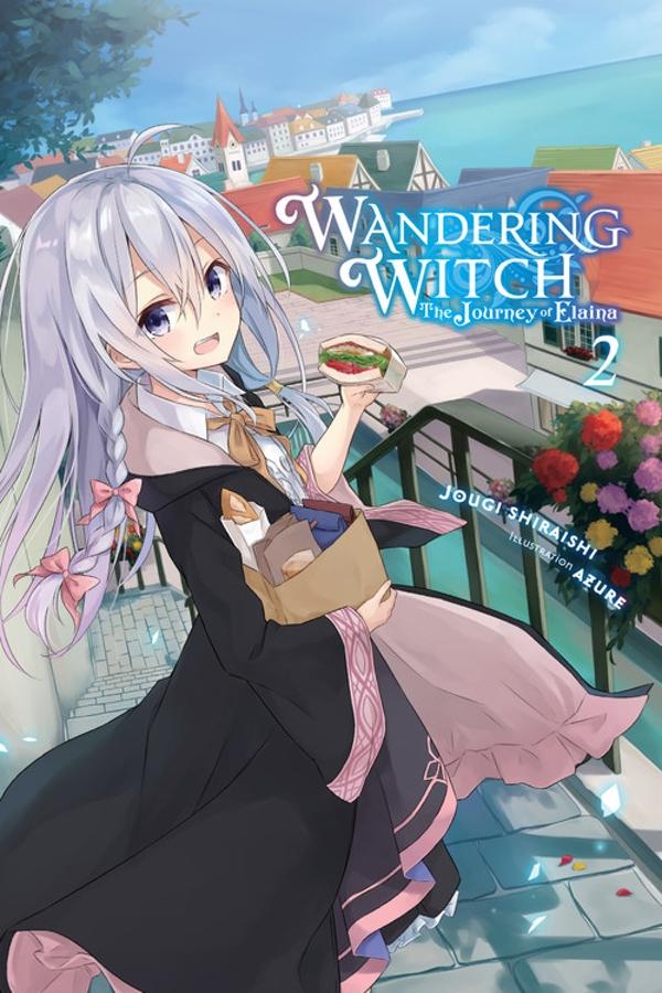 Wandering Witch The Journey of Elaina Volume 2