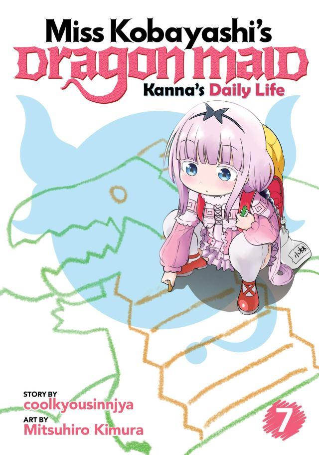 Miss Kobayashi's Dragon Maid Kanna's Daily Life Volume 7