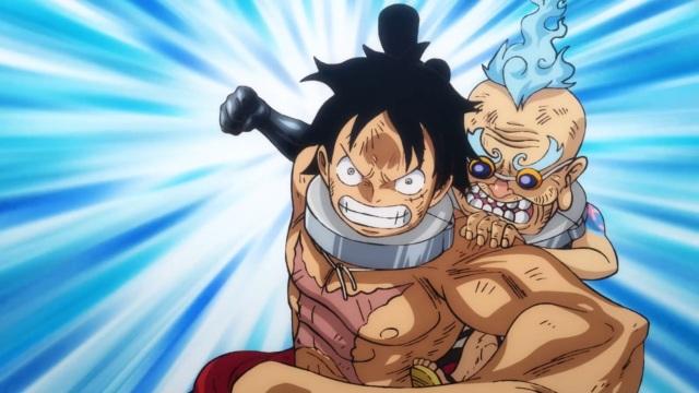 OP - Luffy & Hyogoro
