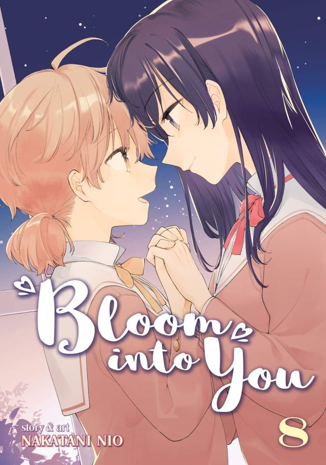 Bloom into You Volume 8