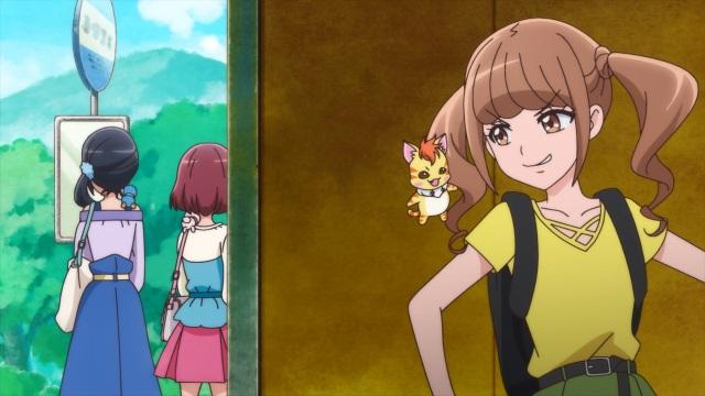 Hinata & Nyatoran stealthily approach