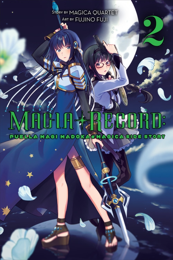 Magia Record Puella Magi Madoka Magica Side Story Volume 2
