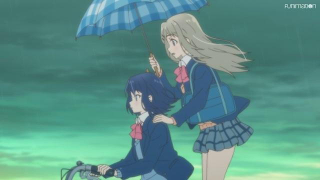 Adachi & Shimamura cycling