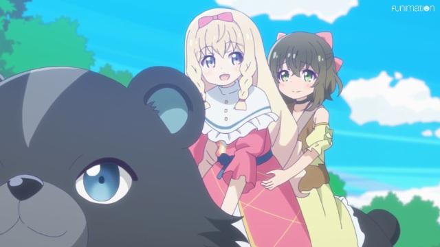 Noa and Fina on Kumayuru