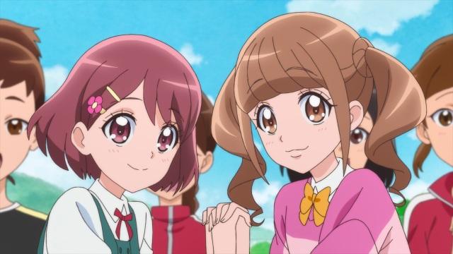 Nodoka & Hinata