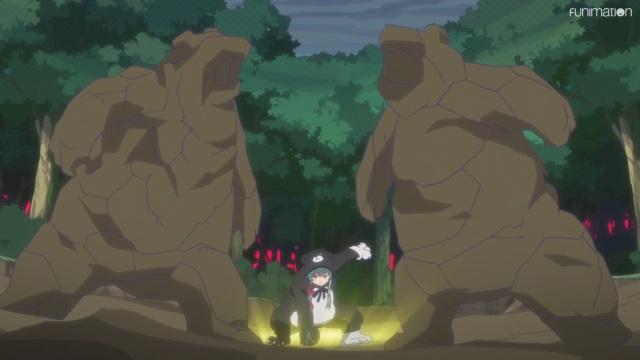 Yuna's bear golems
