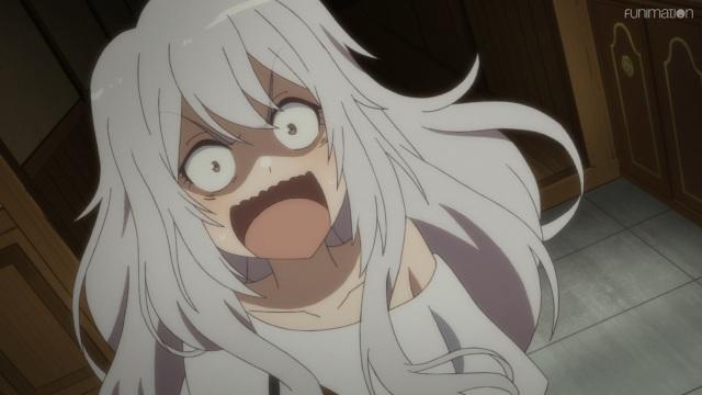 Kozakura screams