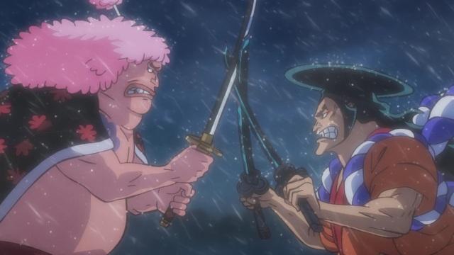 OP - Ashura Doji vs Kozuki Oden