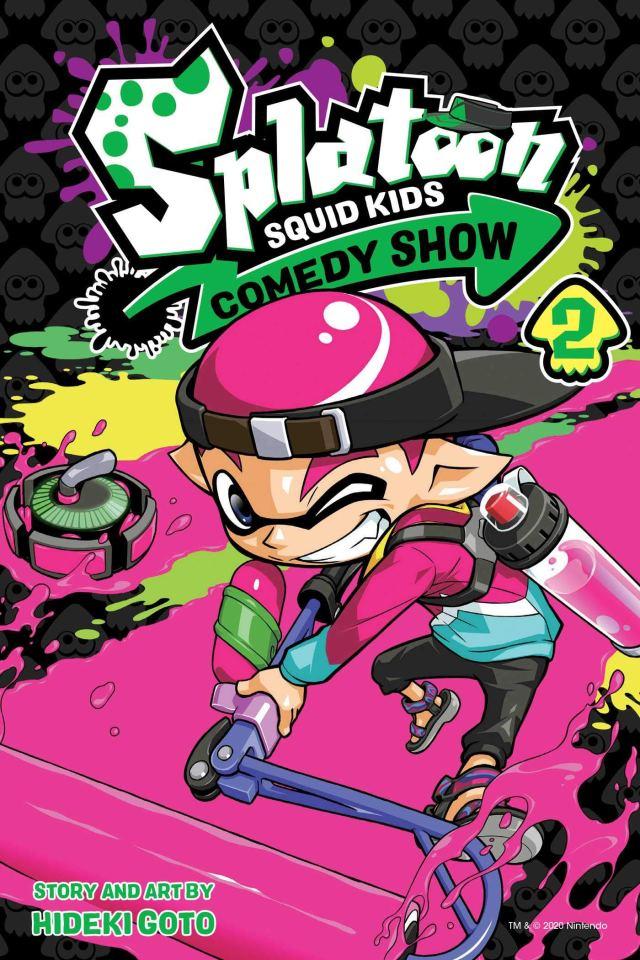Splatoon Squid Kids Comedy Show Volume 2