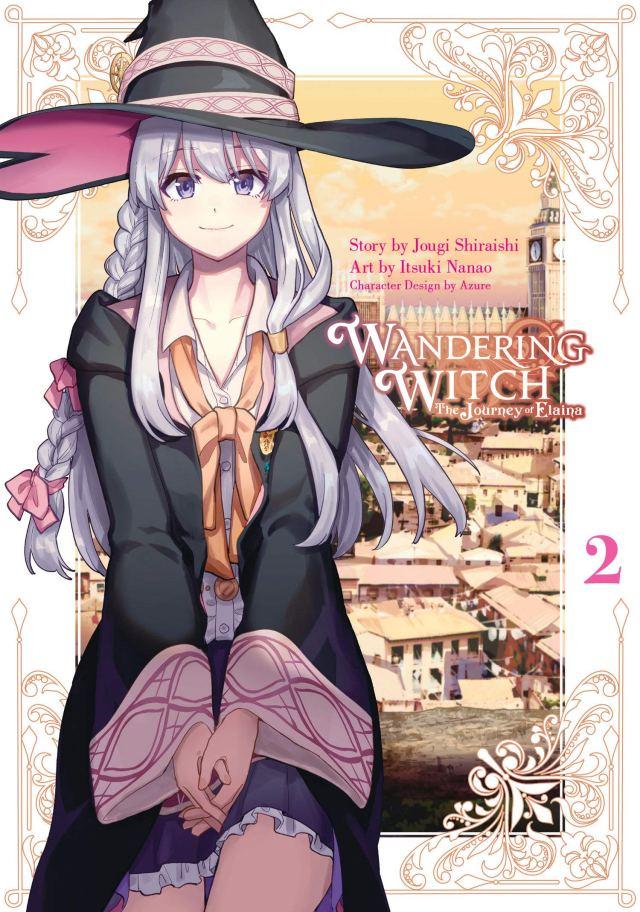Wandering Witch The Journey of Elaina Volume 2 manga
