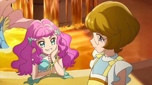 Laura and Minori