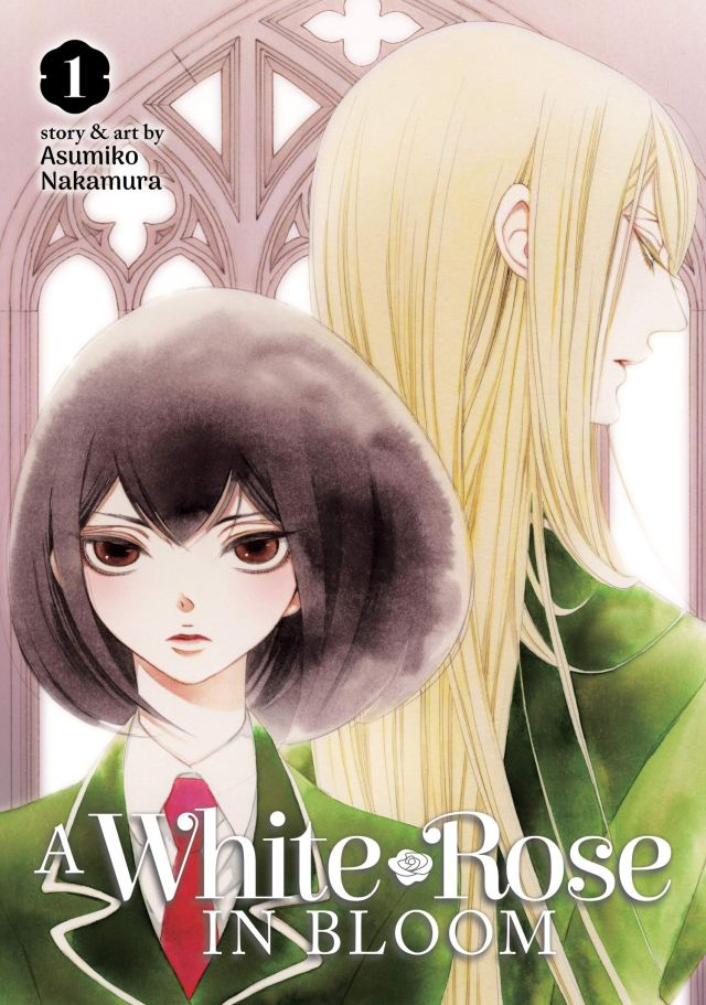 A White Rose in Bloom Volume 1