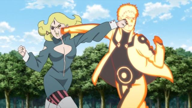 BNNG - Delta & Naruto