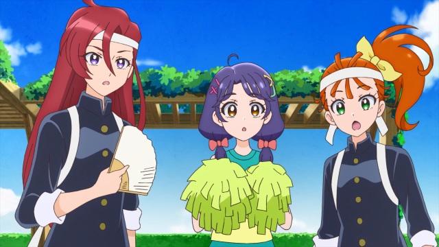 Asuka, Sango & Manatsu
