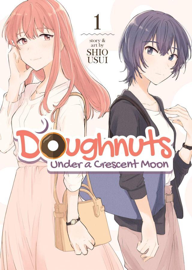 Doughnuts Under a Crescent Moon Volume 1