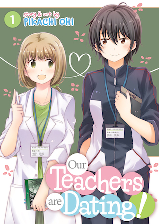 Our Teachers are Dating! Volume 1