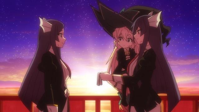 Vania, Azusa & Fatla