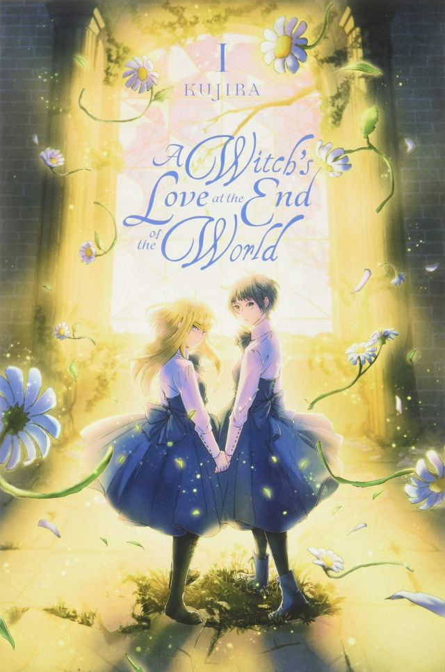 A Witch's Love at the End of the World Volume 1