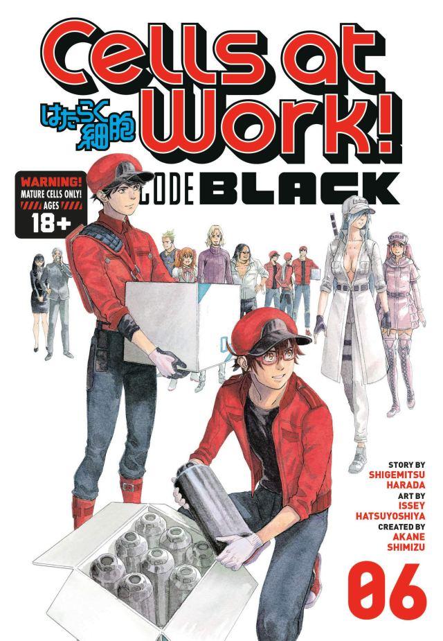 Cells at Work! Code Black Volume 6