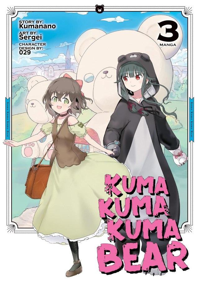Kuma Kuma Kuma Bear Volume 3 (Manga)