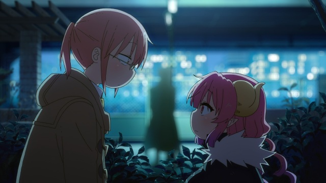 Miss Kobayashi & Ilulu